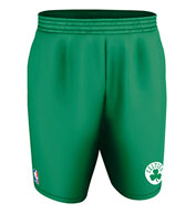 Custom Team NBA Boston Celtics Adult Shorts