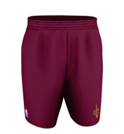 Custom Team NBA Cleveland Cavaliers Youth Shorts