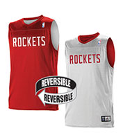 Team NBA Houston Rockets Adult Reversible Jersey