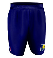 Custom Team NBA Indiana Pacers Adult Shorts