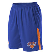 Custom Team NBA New York Knicks Youth Shorts