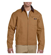 Dickies 10 oz Duck Blanket Lined Jacket