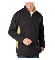 Custom Mens Moisture Wicking Pullover