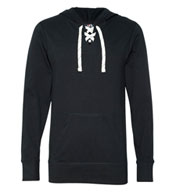 Sport Lace Jersey Hooded Pullover