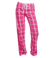 Custom District Juniors Flannel Plaid Pajama Pants