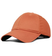 Moisture Wicking Unstructured Cap with Velcro Back