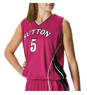 Custom Alleson Womens Basketball Jersey