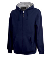 Stratus Full Zip Hooded Sweatshirt by Charles River Apparel