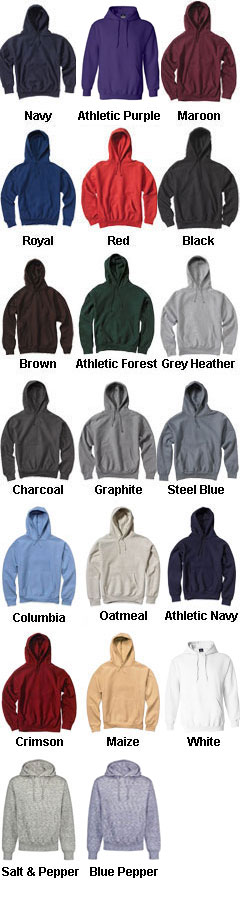 Pro-Weave� Super Heavy Weight Hooded Sweatshirt - All Colors