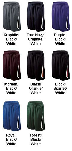 Holloway Youth Mobility Short - All Colors