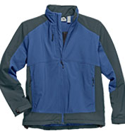 Storm Creek Mens Waterproof Insulated Soft Shell Jacket