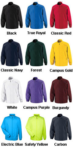 Mens CORE365� Unlined Lightweight Jacket - All Colors