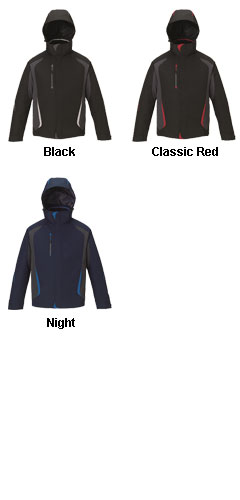 North End Mens Insulated 3 in 1 Jacket - All Colors