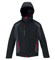 North End Mens Insulated 3 in 1 Jacket