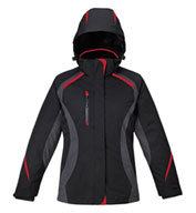 North End Ladies Insulated 3 in 1 Jacket
