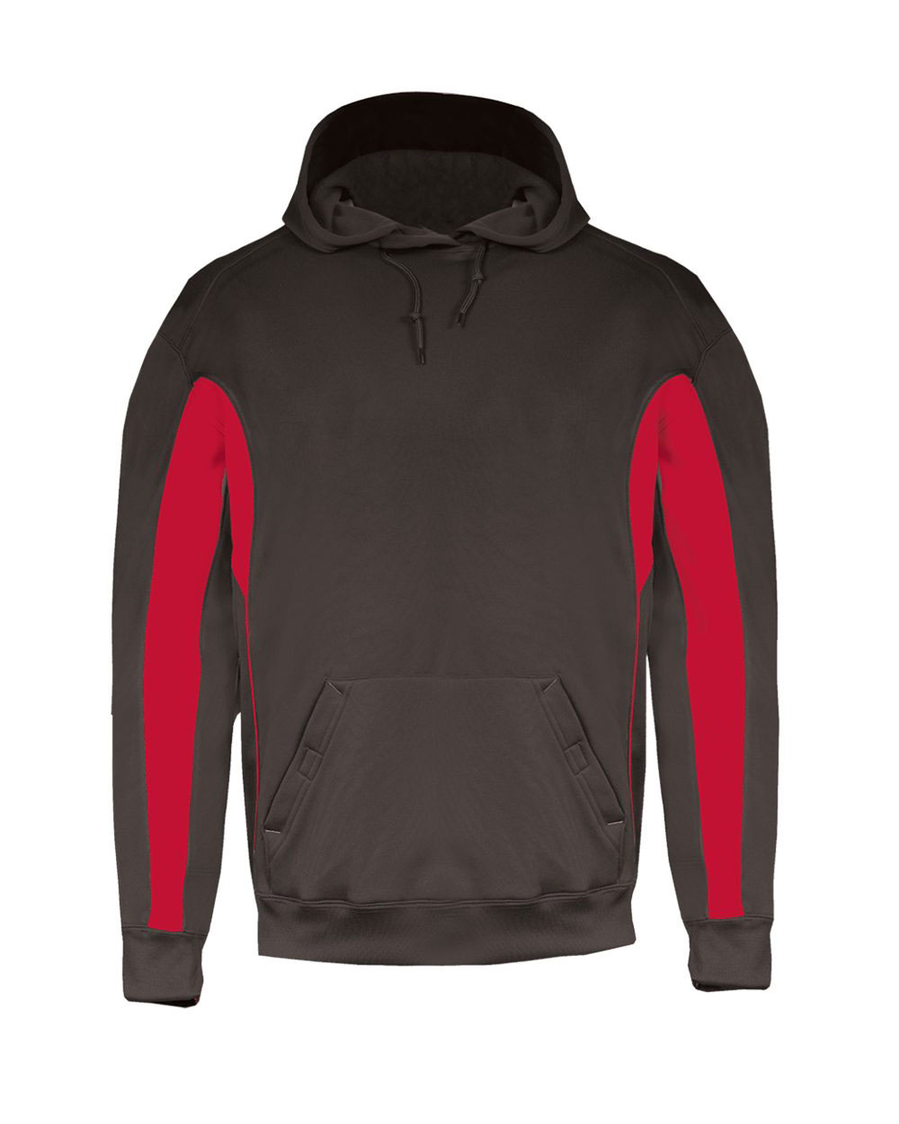 Badger Youth Drive Fleece Hoodie