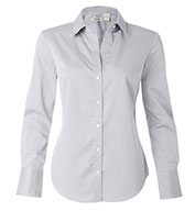 Custom Calvin Klein Ladies Pure Finish Cotton Shirt
