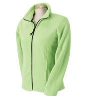 Womens Fleece Full-Zip Jacket