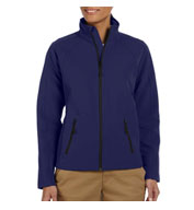 Womens Doubleweave Jacket