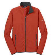 Eddie Bauer® Mens Vertical Fleece Full Zip Jacket