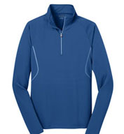 Custom Ogio® Leveler 1/4 Zip Mens