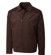 Custom Mens Micro Suede Roosevelt Jacket Mens