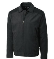 Custom Mens Big and Tall Micro Suede Roosevelt Jacket Mens