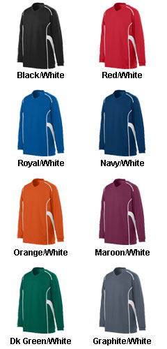 Youth Winning Streak Long Sleeve Jersey - All Colors