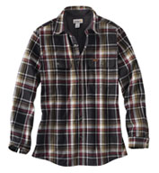 Carhartt Flannel Shirt Jacket