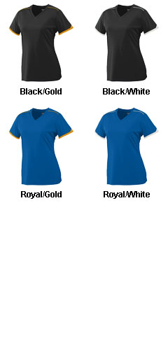 Ladies Motion T-Shirt - All Colors