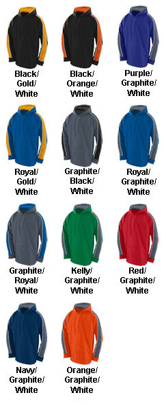 Youth Zest Moisture Wicking Hoody - All Colors