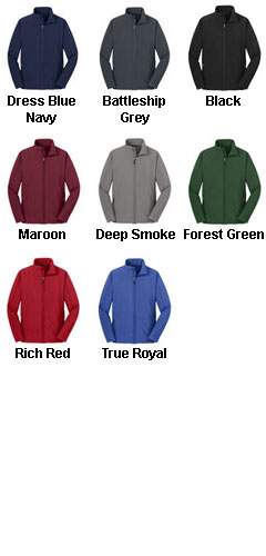 Mens Core Soft Shell Jacket - All Colors