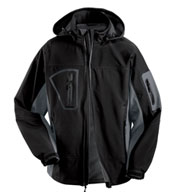 Custom Mens Tall Waterproof Soft Shell Jacket Mens