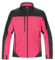 Custom Womens Hybrid Softshell