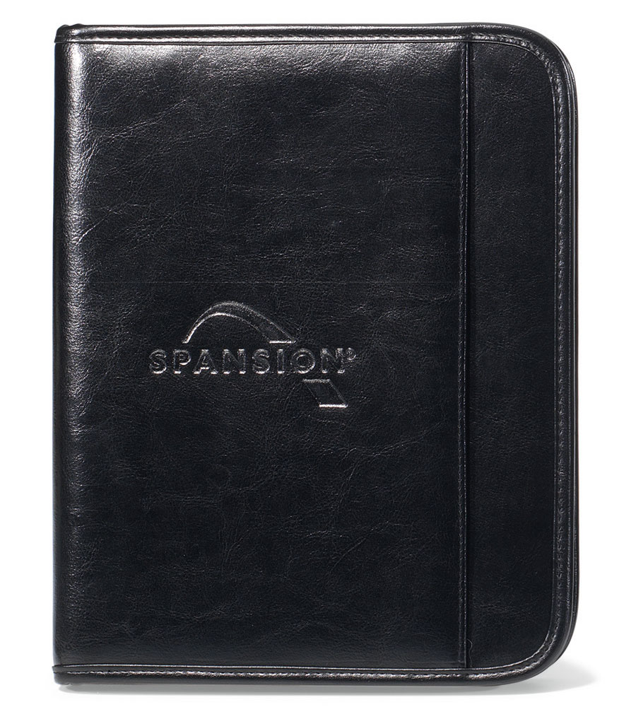 Leather Tablet Stand E-Padfolio