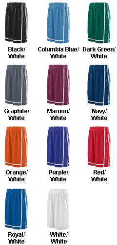 Adult Winning Streak Short - All Colors