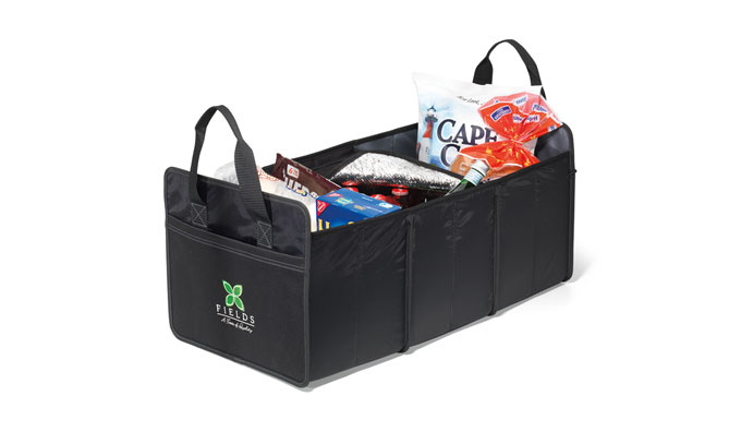 Cargo Box with Cooler