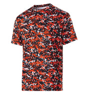 Mens Erupt Moisture Wicking Shirt