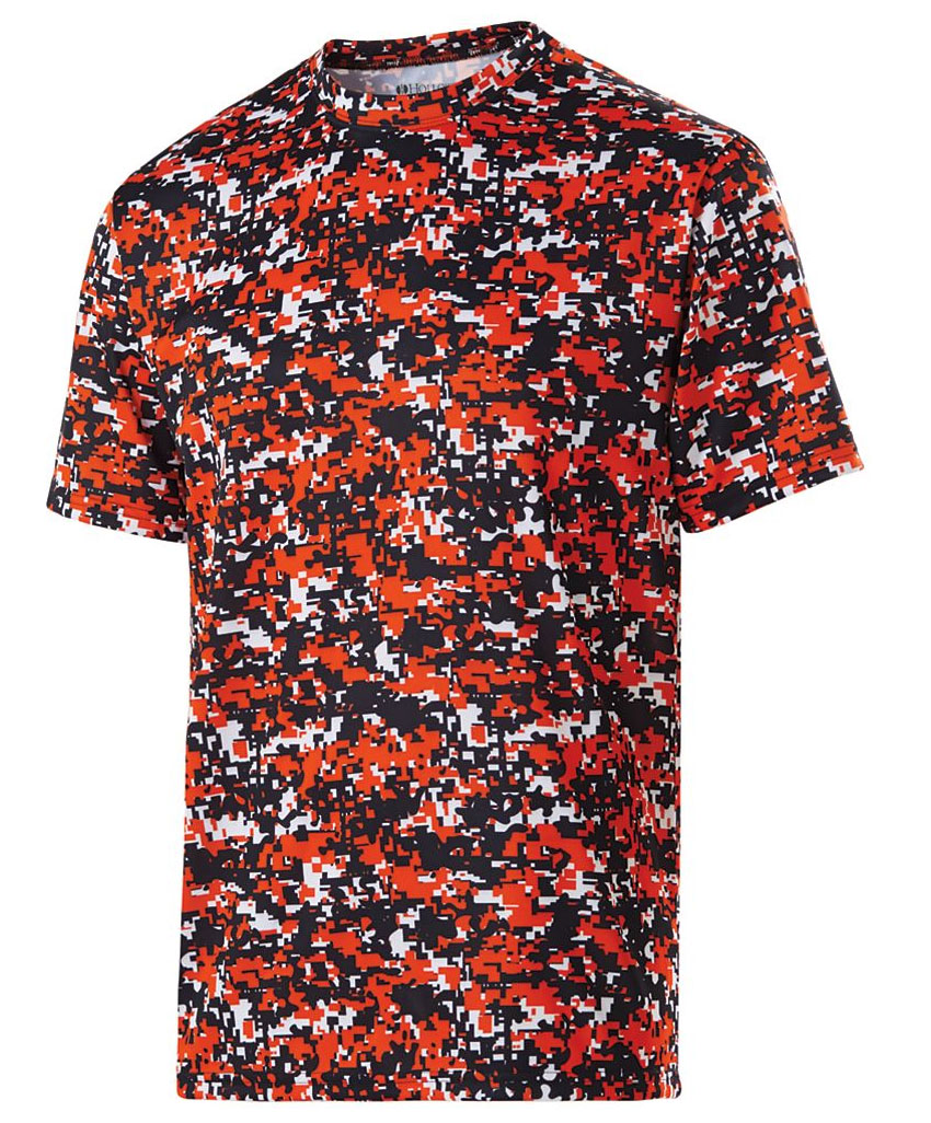 Mens Erupt 2.0 Moisture Wicking Shirt