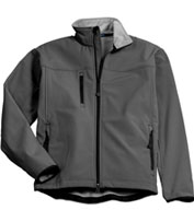 Mens Tall Glacier® Soft Shell Jacket