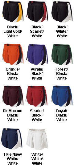 Holloway Approach Ladies Short - All Colors