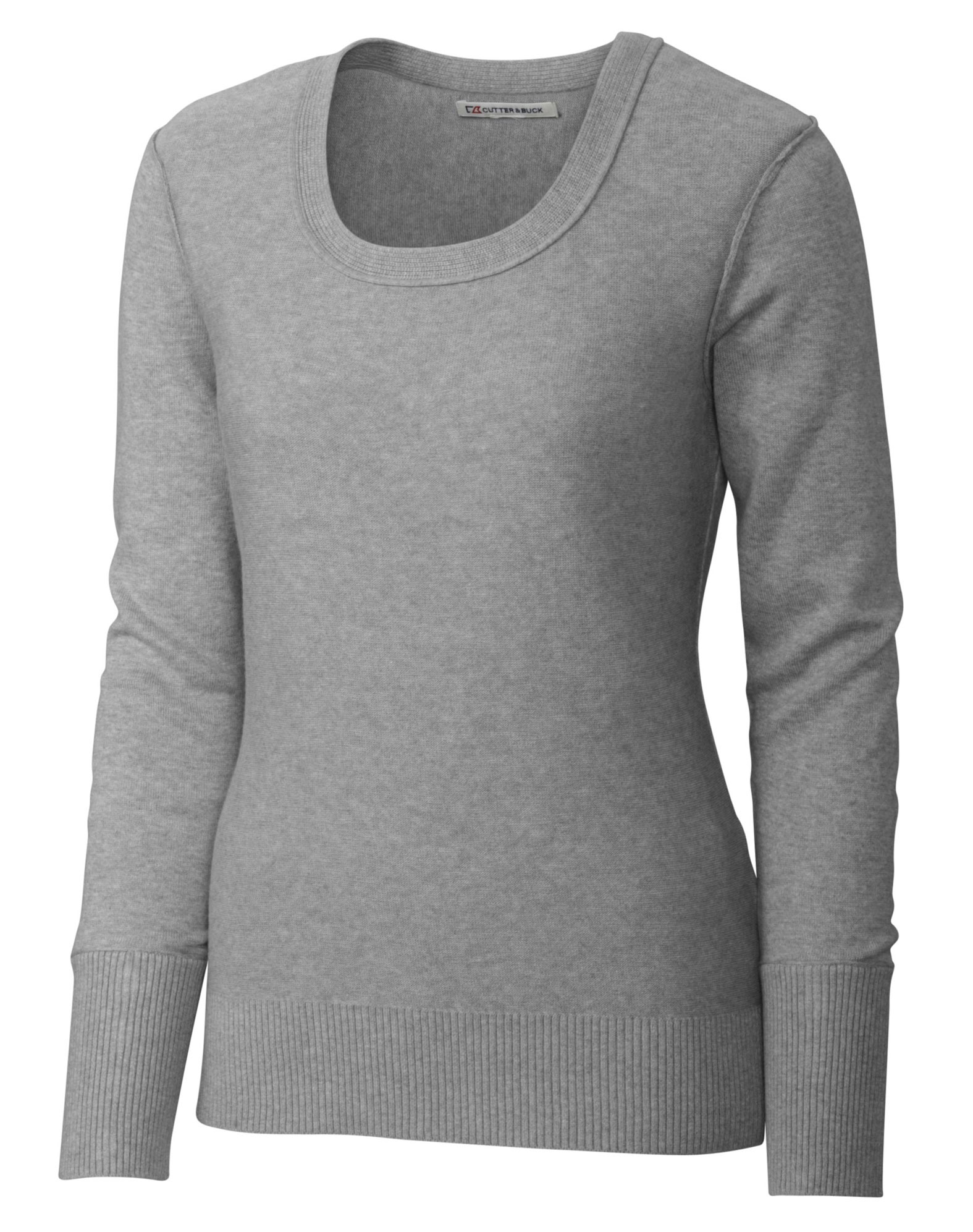 Ladies Broadview Scoop Neck Sweater
