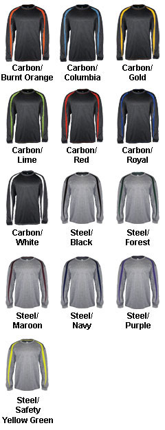 Fusion Long Sleeve Tee - All Colors