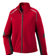 Dynamo Ladies Hybrid Performance Soft Shell Jacket