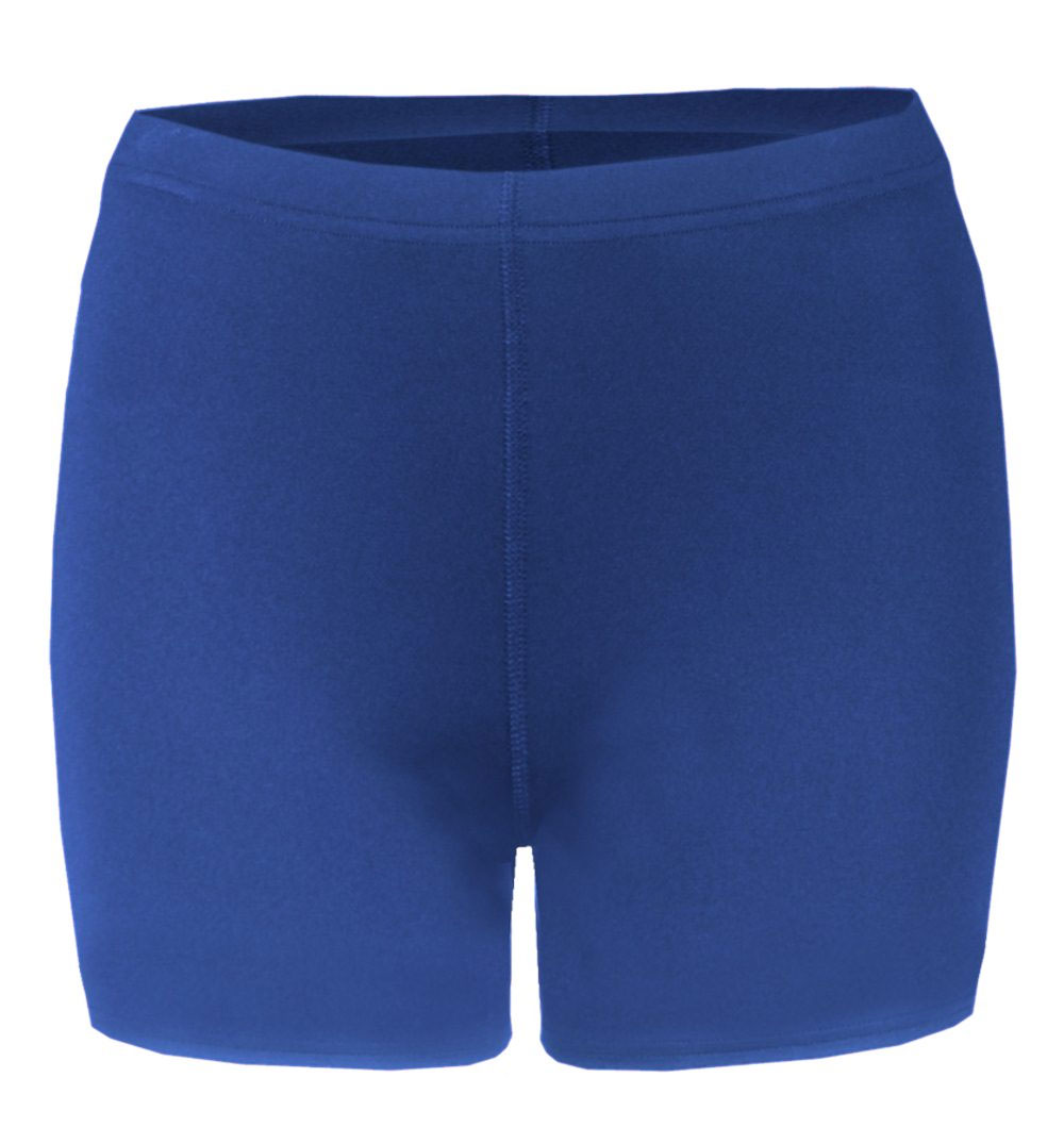 B-Fit Compression Ladies Short - 4 Inseam