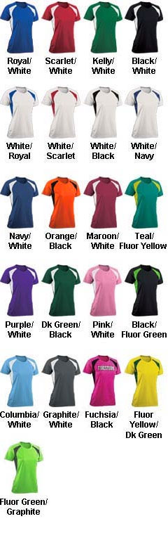 Ladies Torrent Tech Tee - All Colors