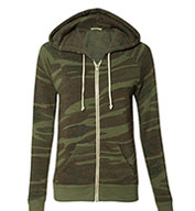 Alternative Apparel Ladies Eco Fleece