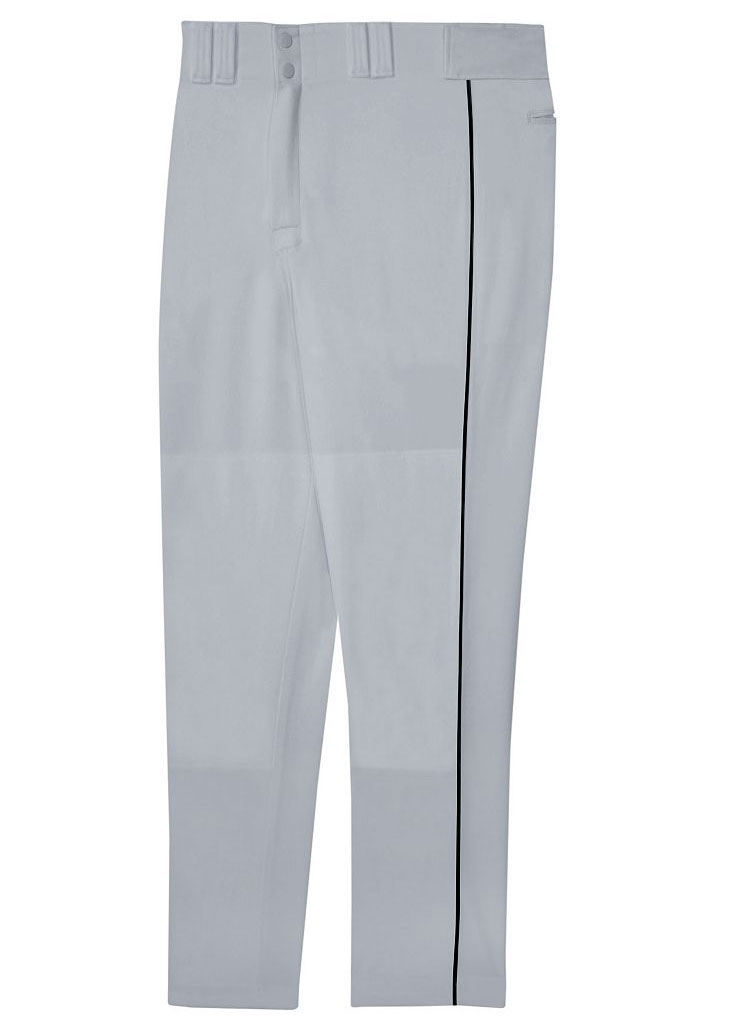 Adult Piped Double Knit Baseball Pant
