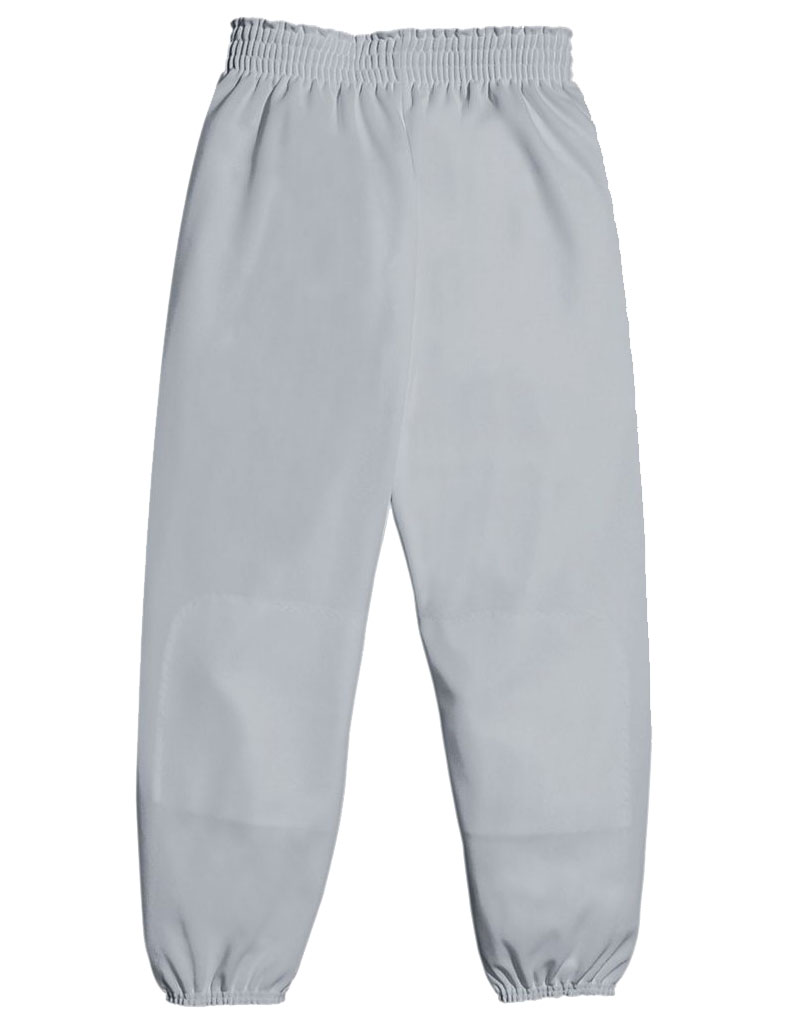 Adult Double Knit Pull-Up Baseball Pant