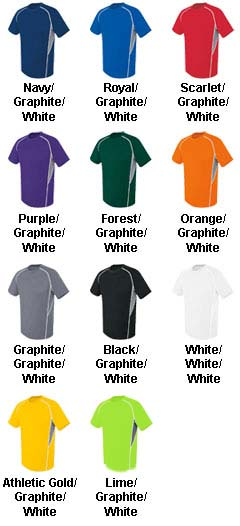Youth Short Sleeve Evolution Jersey - All Colors